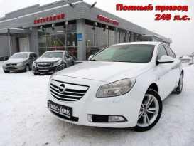 Мурманск Opel Insignia 2013