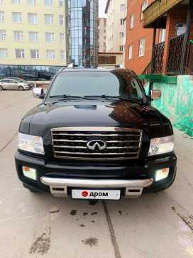 Сургут QX56 2007