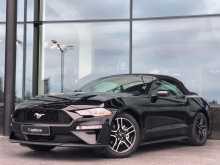 Сочи Mustang 2019