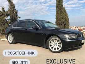 Севастополь BMW 7-Series 2003