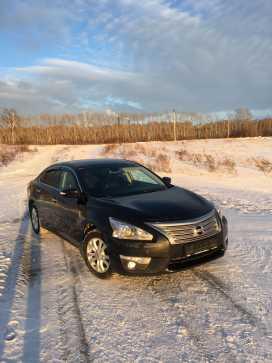 Новосибирск Nissan Teana 2014