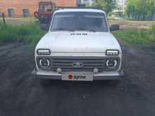 Москва 4x4 2121 Нива 2011