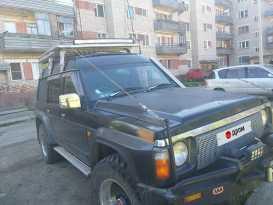 Новый Ургал Nissan Safari 1992