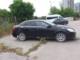 Волгоград Dongfeng S30 2015