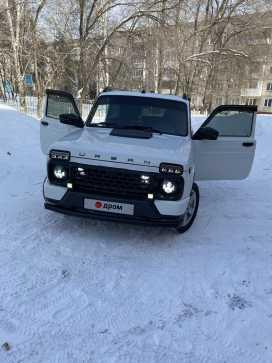 Кемерово 4x4 Урбан 2017