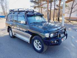 Белогорск Pajero 1997