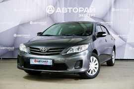 Ульяновск Corolla 2010