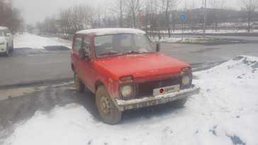 Петропавловск-Камчатский 4x4 2121 Нива 1995