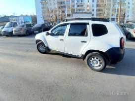 Уфа Duster 2016