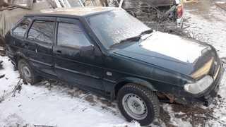 Хабаровск 2114 Самара 2004