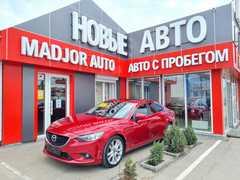 Краснодар Mazda6 2014