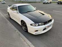 Москва Skyline GT-R 1996