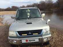 Агинское Pajero Mini 2003