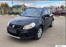 Иваново Suzuki SX4 2013