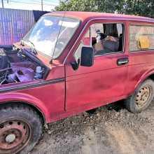 Чапаевск 4x4 2121 Нива 1991