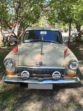 Тюмень 21 Волга 1961