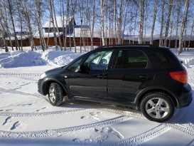 Барнаул Suzuki SX4 2011