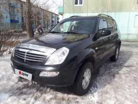 Усолье-Сибирское Rexton 2006
