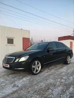 Нижневартовск E-Class 2012