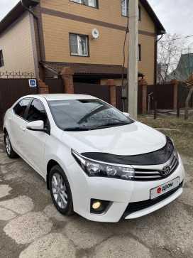 Иркутск Corolla 2015