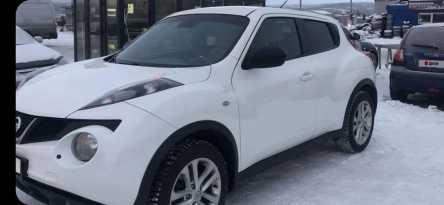 Мурманск Nissan Juke 2013
