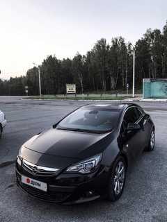 Ханты-Мансийск Astra GTC 2012