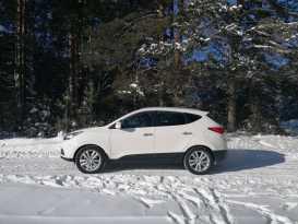 Колпашево Hyundai ix35 2013