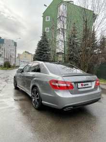 Москва E-Class 2010