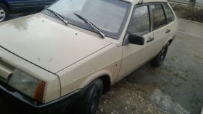 Волгоград 2109 1988