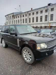 Вологда Range Rover 2008