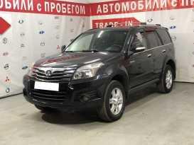 Москва Hover H3 2012
