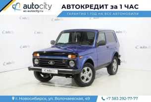 Новосибирск 4x4 2121 Нива 2018