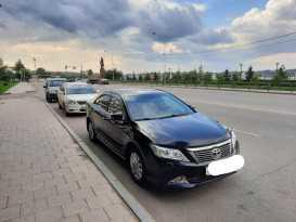 Томск Toyota Camry 2012