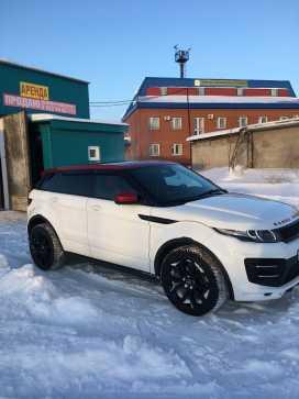 Нефтеюганск Range Rover Evoque