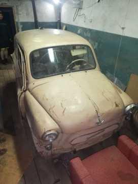 Железногорск-Илимский ЗАЗ 1965