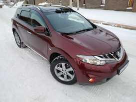 Иркутск Nissan Murano 2010