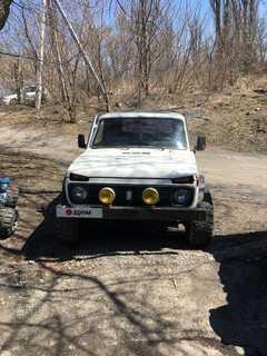 Партизанск 4x4 2121 Нива 1986