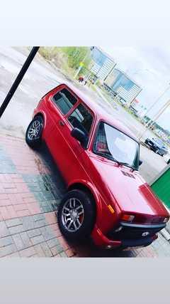 Ханты-Мансийск 4x4 2121 Нива 2001