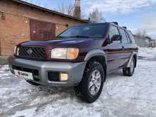 Бердск Pathfinder 2001