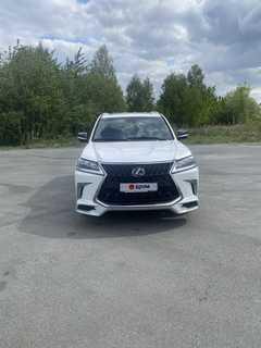 Нижний Тагил LX570 2018