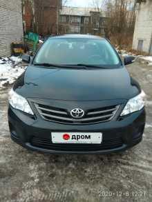Архангельск Corolla FX 2012