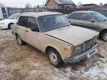 Черногорск 2107 1986