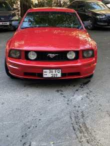 Москва Mustang 2007