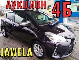 Хабаровск Toyota Vitz 2017