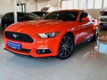 Краснодар Mustang 2014