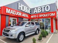 Краснодар Hilux Pick Up 2015