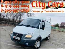 Абакан ГАЗ 2217 2014
