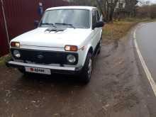 Пушкино 4x4 2121 Нива 2013