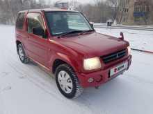 Белогорск Pajero Mini 2003