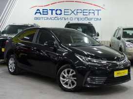 Барнаул Corolla 2017